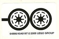 LEGO - 8014 STAR WARS - Clone Walker Battle Pack - STICKER SHEET