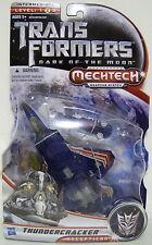 THUNDERCRACKER Transformers 3 DOTM Movie Deluxe Class Figure 2011