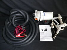 ADBLUE TRANSFER KIT 12VOLT PUMP - HOSES - GUN