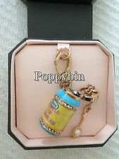 RARE & BRAND NEW JUICY COUTURE BUBBLES BRACELET CHARM IN TAGGED BOX