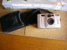 Traveler AP-Zoom, Motorzoom 24-48mm,vollautomatische Blitzzusch. Selbstauslöser