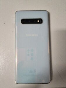 Samsung Galaxy S10 SM-G973F - 128GB - Prism White SD Card Function