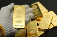 United States Treasury *1 Kilo kg 24K Gold Bullion Collector Bar