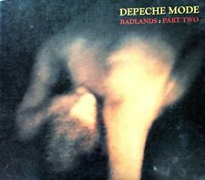 CD TRIFOLD DIGIPACK DEPECHE MODE BADLANDS PART TWO TRES RARE COLLECTOR AUSTRALIA