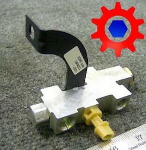 VALVE , Brake , Proportional ; M998 Hummer ; 12339353 4820-01-186-0822 109413-1