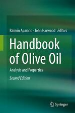 Handbook of Olive Oil : Analysis and Properties (2013, Hardcover)