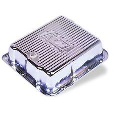 B&M 70289 Chrome TH700R4 Transmission Deep Pan