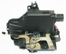 VW Golf Mk4 Door Catch Right Side Rear All Black Locking Meck 3B4 839 016 A