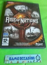 RISE OF NATIONS /  PC CD-ROM