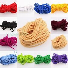 2/5M Strong Stretchy Elastic String Thread Cord For DIY Jewelry Making 14 Colors