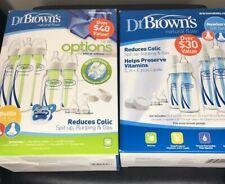 Dr. Brown's Natural Flow Bottle Double set