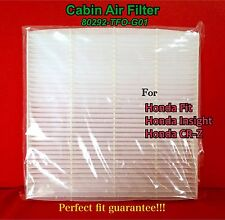 C36080 AC CABIN AIR FILTER for HONDA Fit Insight CR-Z HR-V 09-16 CF11182 800143P