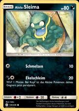 Pokemon - 130/236 Alola-Sleima - Welten im Wandel - Deutsch