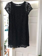 Club Monaco Black Lace Dress Size 4