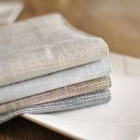 Tapis Table Vaisselle Mat Pad Tapis Coton Tissu Napperon Serviette Table Nappe