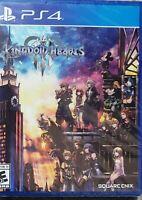 Kingdom Hearts III - PlayStation 4 PS4 New!