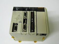 Omron CQM1H-CPU51 + CQM1-MAB42 + CQM1-SCB41 PLC Controllor 16Y4I