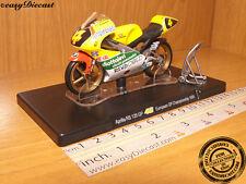 APRILIA RS 125 GP 1/18 VALENTINO ROSSI EUROPEAN GP 1995