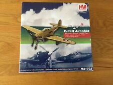 Hobby Master Air Power P-39Q Aircobra Devastating Devil Makin HA1701 1:72 Scale