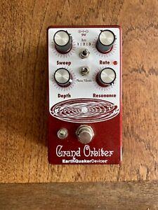 EarthQuaker Devices Grand Orbiter V3 Phaser/Vibrato Guitar Pedal
