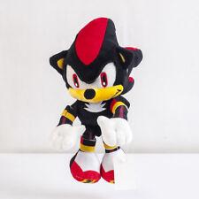 "Sonic The Hedgehog Shadow Plush Toy Stuffed Doll Figure 9"""