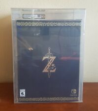 Zelda: Breath of the Wild Master Edition - VGA 90+ Gold - mint Nintendo Switch!!