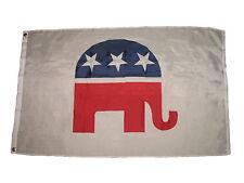 Republican Party Super Poly 3'x5' 3x5 Premium Quality Flag House Banner Grommets