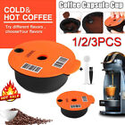 1-3PCSUniversal Reusable Coffee Capsule Pod Cup Tool For Bosch-s Tassimo Machine