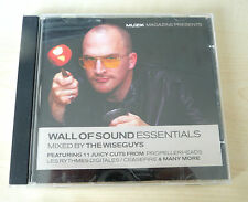 WALL OF SOUND ESSENTIALS - THE WISEGUYS - MUZIK WALL MIX 2000