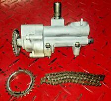 2006-2014 SUZUKI GSXR 600 750 ENGINE OIL PUMP 16400-01H00