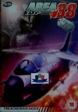 Area 88 - Vol 1 Treacherous Skies DVD 2006 New And Sealed
