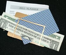 Card through Bill -- remake of 1990's Black Hat Magic effect.  Excellent!   TMGS