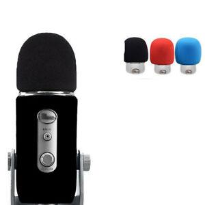 Foam Windscreen Sponge Cover For Blue Yeti Pro MXL Audio Technica Pop Filter