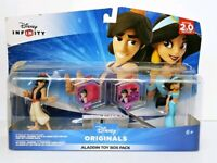 Disney Infinity Originals 2.0 Aladdin & Jasmine Toy box
