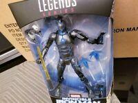 "Marvel Legends Exclusive Stealth Suit Invincible Iron Man 6"" Figure"