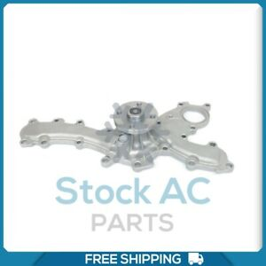NEW Water Pump for Lexus ES350, RX350, RX450h / Toyota Avalon, Camry, Highlan..