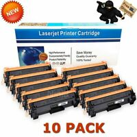 10 PK Black CF248A 48A Toner Cartridge For HP LaserJet M15a M15w M28a M28w M29w