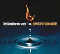 THE/MA,YO-YO SILK ROAD ENSEMBLE-A PLAYLIST WITHOUT BORDERS DELUXE CD+DVD NEW