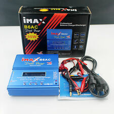 Imax B6AC 80W Lipo Nimh Nicd RC Battery LED Screen Balance Charger Discharger