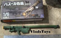 Zacca 1/6 Bazooka Collection 2 Sam SA-18 Grouse surface-to-air missile Russian