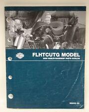 2009 Harley-Davidson FLHTCUTG Parts Catalog 99602-09