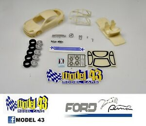 1/43 Ford PUMA   -   KIT MONTAGGIO -