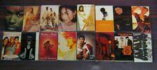 LOT of 19 R&B & POP 90's Cassette Singles Whitney Boys K White Sweat Dion Boyz +