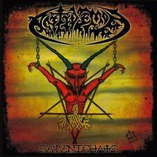 ANTIDEMON satanichaos reissue cd w demos christian death metal grindcore crash