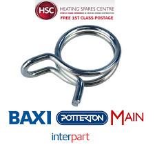 Potterton SIRIUS 50 & 70 condensation pipe top printemps 5112404 nouveau free post