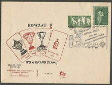 New listing AOP India 1985 CRICKET Special cover India's Grand Slam