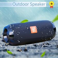 Portable Bluetooth Speaker 20w Wireless Bass Column Waterproof Outdoor Speaker