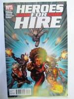 Marvel Comic - Heroes for Hire #12