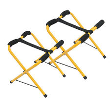 KAYAK PORTABLE FOLDING ALUMINIUM SUPPORT STAND TRESTLE canoe sup storage rack