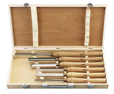 Genuine DRAPER HSS Woodturning Chisel Set (6 Piece) 58697